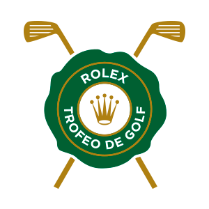 Trofeo Rolex de Golf Logo